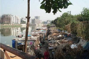 Miserable Conditions of Slum-Dwellers