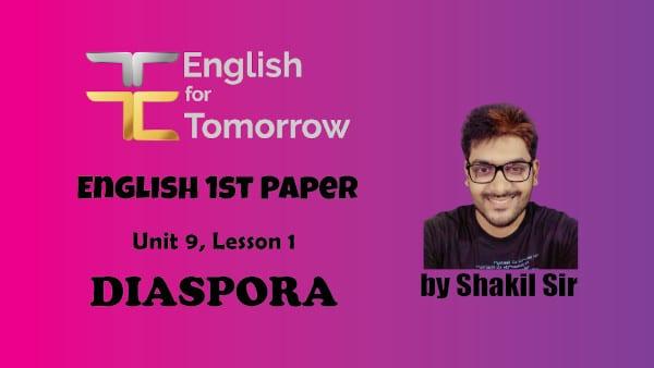 What is Diaspora?