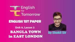 Banglatown in East London